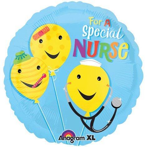 """18"""" For A Special Nurse"""