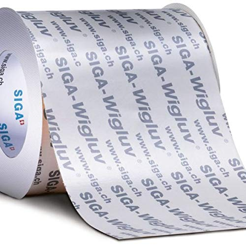 Siga Wigluv 150 6'' x 82' High-Performance Weather Sealing Tape - 7510-15025 by Siga