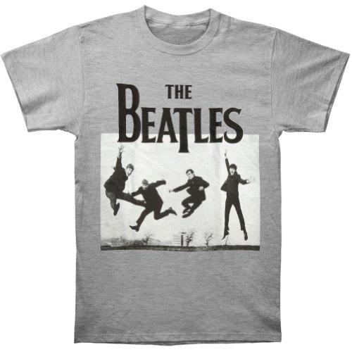 Beatles Mens Photo Heather T shirt product image