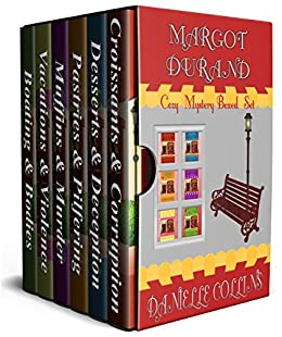 Margot Durand Cozy Mystery Boxed Set: Books 1 - 6 by [Collins, Danielle]