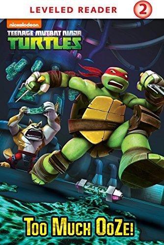 Amazon.com: Too Much Ooze! (Teenage Mutant Ninja Turtles ...