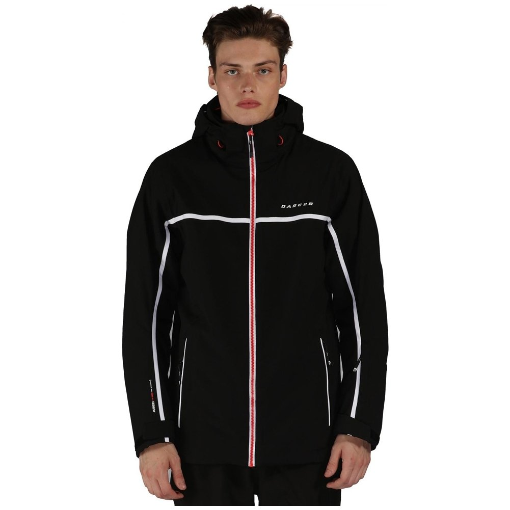 7f527a01c4 Dare 2b Men s s Immensity Waterproof Insulated Jacket  Dare2b   Amazon.co.uk  Clothing
