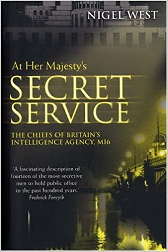 eBookStore verkossa: At Her Majesty's Secret Service: The Chiefs of Britains Intelligence Agency MI6 1853677027 PDF CHM