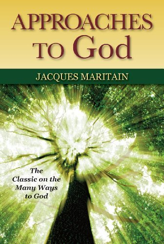 Approaches to God PDF
