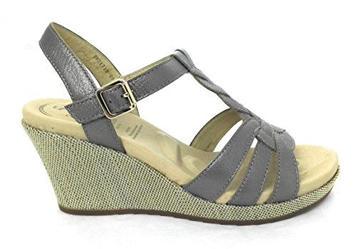 Elegant Women for Leather Platform Women Metal Sandals Women Sandals Sandals Zerimar 6YOqXc