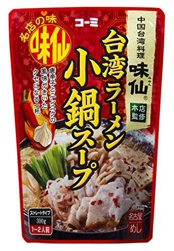 komi-taiwan-small-pot-soup-300g-6-bags-parallel-import