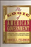 Logic of American Government, Daniel L. Feldman, 0688081347