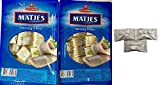 (Pack of 2)  Imported Matjes Herring Fillets 8.8oz/250 g. Includes Exclusive HolanDeli Chocolate Mints.