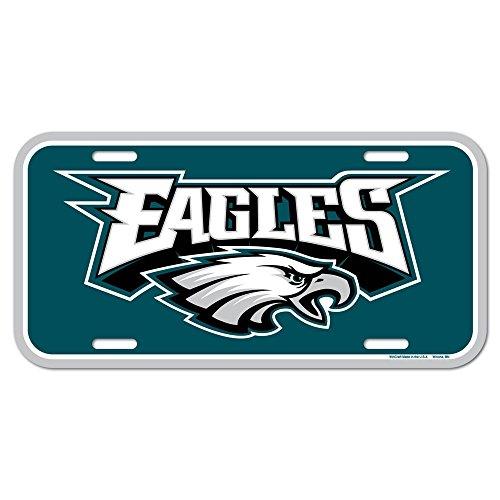 WinCraft NFL Philadelphia Eagles License Plate ()