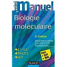 Mini Manuel de Biologie moléculaire - 3e éd. : Cours + QCM + QROC (French Edition)