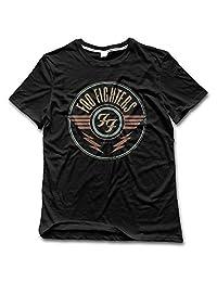 Foo Fighters Logo Lenged Design Man's T-Shirt