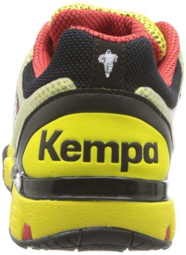 Kempa Chaussures rouge De Jaune noir Handball Hurricane frRYqf