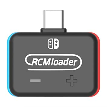 RCMloader One for NS Switch RCM Payload Dongle Atmosphere