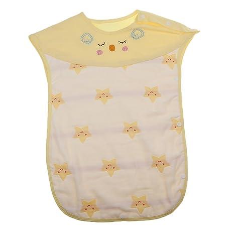 baoblaze Verano Saco de dormir Baby, – Saco de dormir para bebé recién nacido transpirable