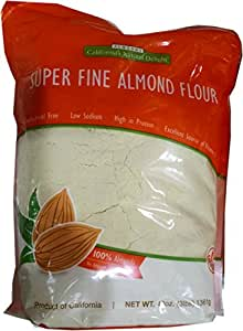 Amazon.com : Hughson Nut Super Fine Blanched Almond Flour