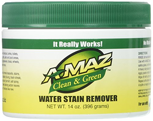 Price comparison product image AMAZ 11107 WATER STAIN REMOVER 14 OZ with scrubber