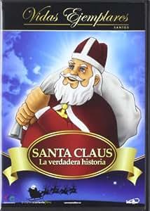 Vidas Ejemplares : Héroes Vol. 2 - Santa Claus, La Verdadera His [DVD]