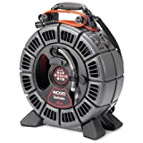 Image of RIDGID 42348 SeeSnake MAX rM200A with D2A Drum, Self-Leveling Video Inspection Camera and Transmitter