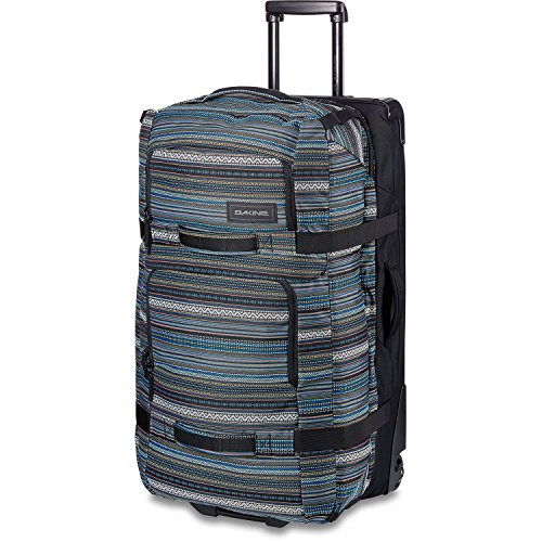 Dakine Split Roller Rolling Luggage, 110L, (Split Roller Travel Bag)