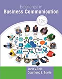 Book Cover for Excellence in Business Communication (12th Edition) by John V. Thill (2016-01-16)