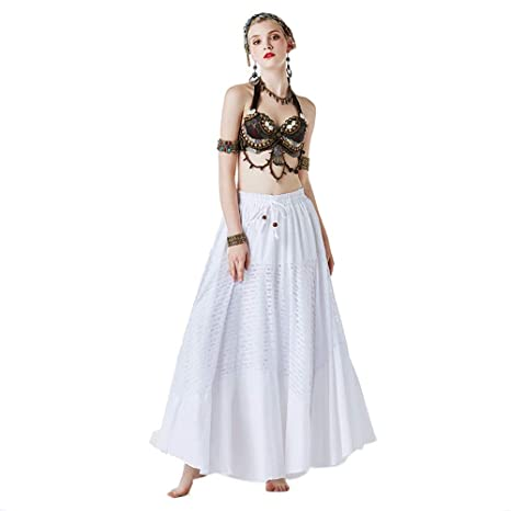 Vestido de Baile Falda de Danza del Vientre Traje de Danza del ...