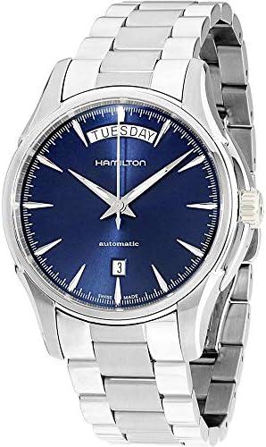 hamilton jazzmaster blue steel orologi e dintorni