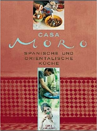 Casa Moro Spanische Und Orientalische Kuche Amazon De Sam Clark
