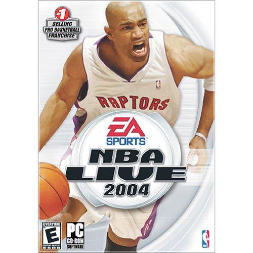 Electronic Arts Nba Live 2004   Windows