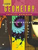 Geometry, Holt, Rinehart and Winston Staff, 0030512492