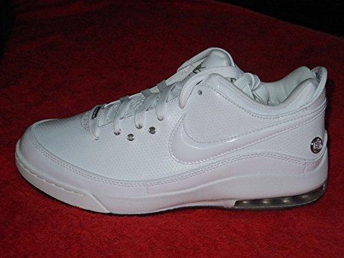 Nike Air Max Lebron VII 7 Low White 395717-102 8