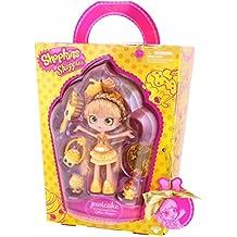 SDCC 2016 Exclusive Shopkins Shoppies Golden Cupcake Jessicake Doll