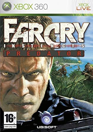 Far Cry Instincts Predator Xbox 360 Amazon Co Uk Pc Video Games