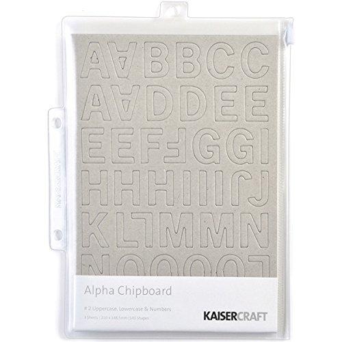Kaisercraft Chipboard - 4