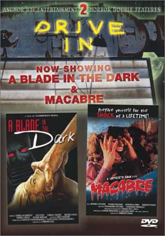 A Blade in the Dark & Macabre (Anchor Bay Entertainment Horror Double Features)
