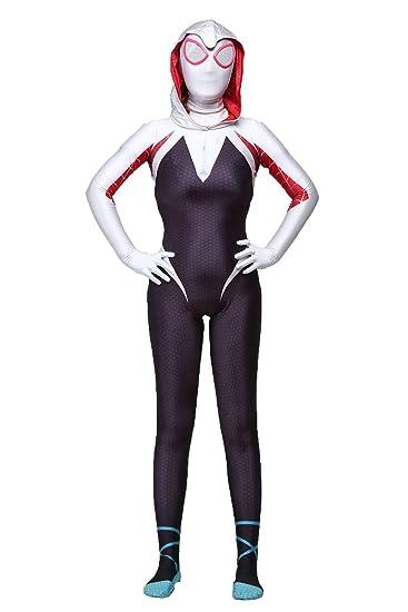 Markest Medias Mono Camisa de fuerza Ropa restrictiva Traje de cosplay Manga larga con máscara Máscara Escenario, 5XL: Amazon.es: Ropa y accesorios