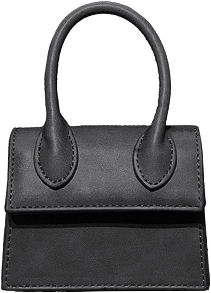 Ladies Casual Hit Color Shoulder Bag Women Acrylic Chain Mini Crossbody Handbag