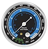 OEMTOOLS 24531 Replacement Gauge Low Side for A/C Manifold