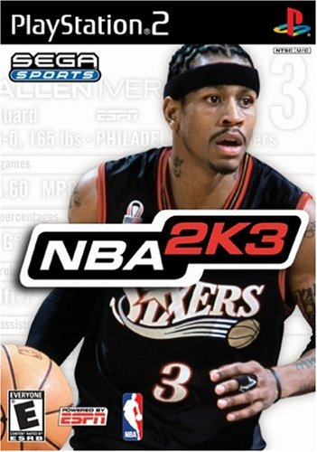 NBA 2K3 - The Outlets Castle Rock At