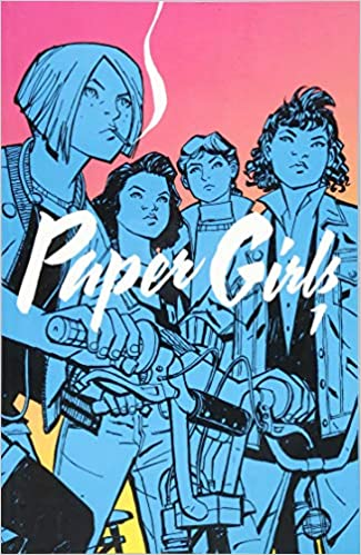 Paper Girls Volume 1 | Amazon.com.br
