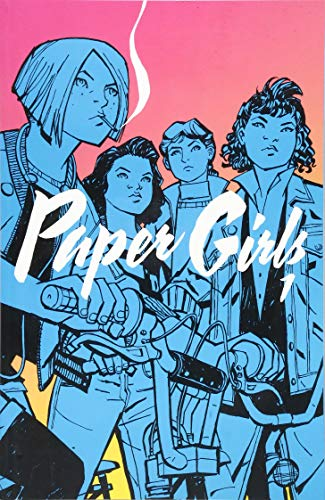 Paper Girls Volume 1 for $<!--$4.96-->