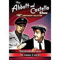 The Abbott & Costello Show 100th Anniversary Collection - Season Two [Import]