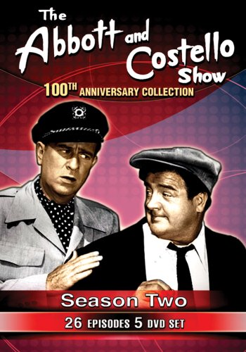 Abbott & Costello Show - 100th Anniversary Collection Season 2 -