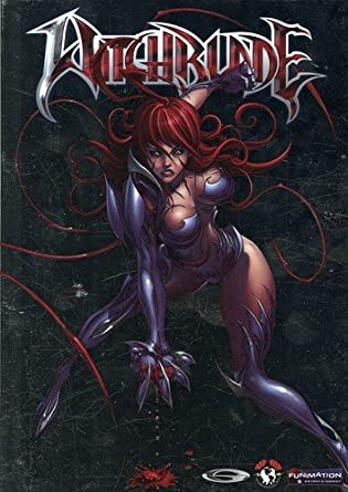 Question All witchblade girls naked here