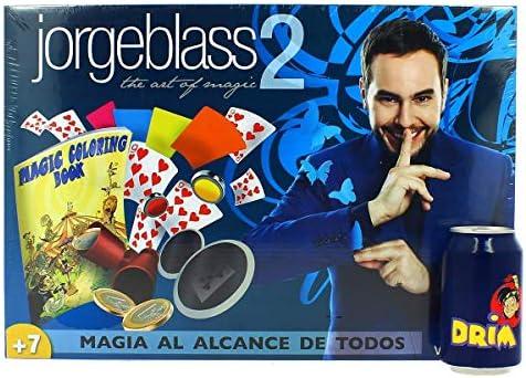 O.I.D. Magia con Jorge Blass 2: Amazon.es: Juguetes y juegos
