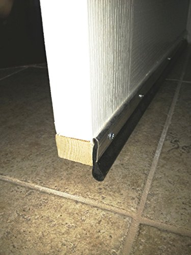Soundproofing Custom Cut Door Sweep For Doors With 20 Quot To