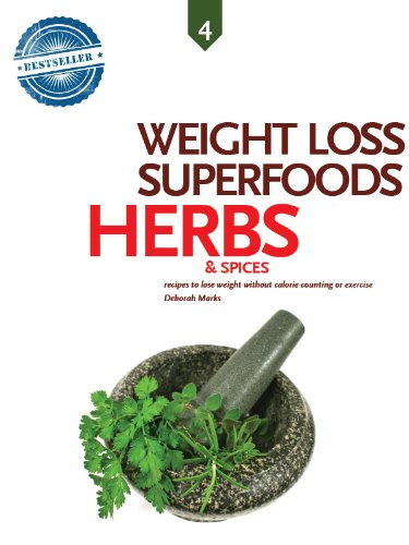 Herbs Spices Weight Loss Superfoods ebook product image