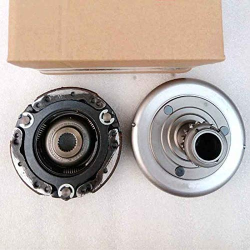 Primary Clutch Weight Set Outer Assy for HONDA CUB 110 NBC110 NBC 110 2012-2018 One Way Clutch