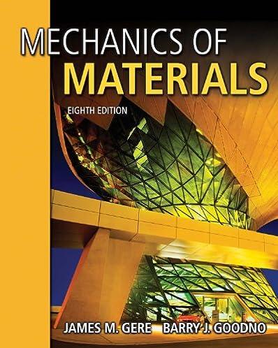 Mechanics of materials study guide ebook array mechanics of materials james m gere barry j goodno ebook rh amazon com fandeluxe Image collections