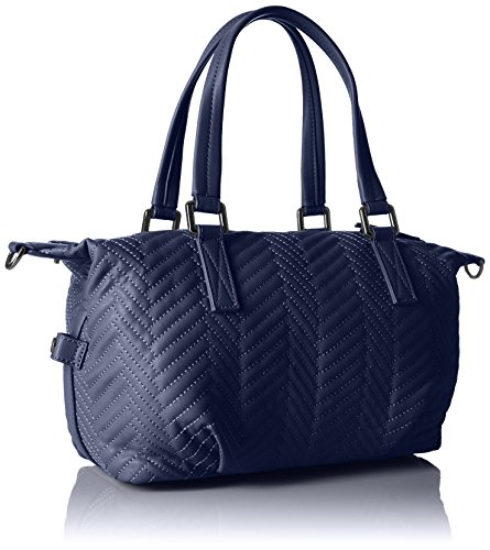 A Quilted Duffle Navy Exchange Mini X Bag PU Armani SrwUpqnS