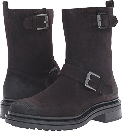 Men's Calvin Klein Jeans 'Kris' Zip Boot, Size 8 M - Brown